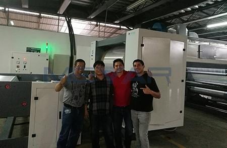 高強高模聚乙烯UD布生產線