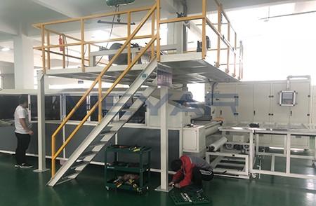 熱塑性材料復合生產線